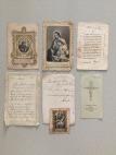 Annie Fox George's Prayer Cards