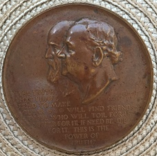 Tom L. Johnson Medallion_Front