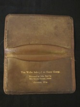 Henry George's Wallet