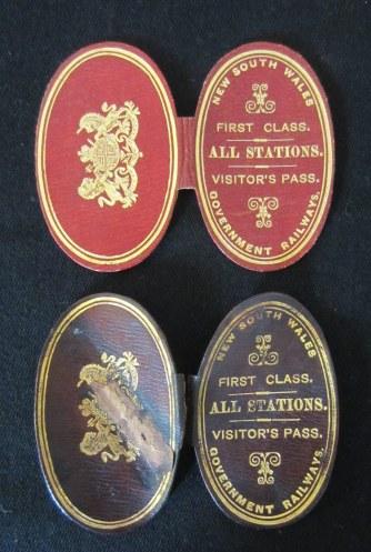 Railway Passes