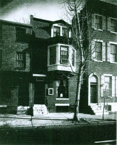 Birthplace, circa 1957