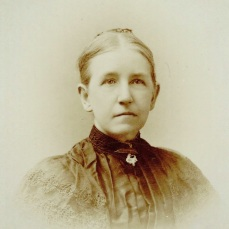 Caroline George [Henry George's oldest sister], date unknown