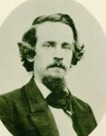 Daguerreotype of Henry George circa 1865