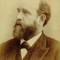 Daguerreotype of Henry George circa 1879