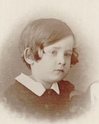 Henry George, circa 1844