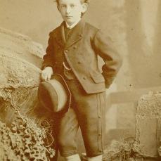 Henry George Jr., 1870