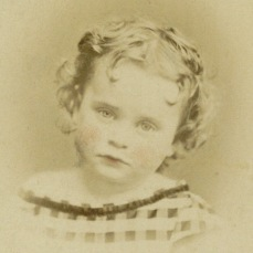 Jennie George, date unknown [circa 1865]