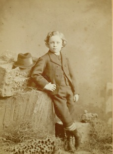 Richard George, 1870