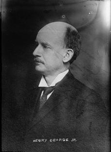 Henry George Jr 1912