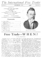 The International Free Trader