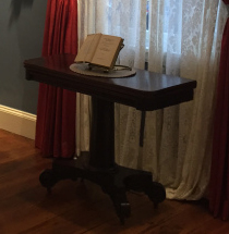 Desk of Henry George