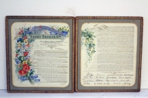 Address of Welcome from the Land Nationalisation Society of Australia, 1890
